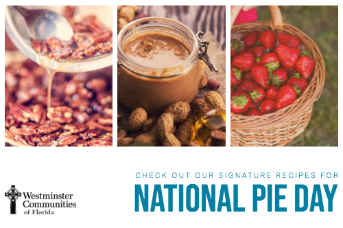 Celebrate National Pie Day with Our Signature Recipes