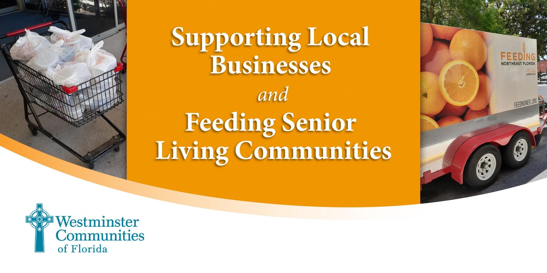 Supporting Local Businesses and Feeding Senior Living Communities