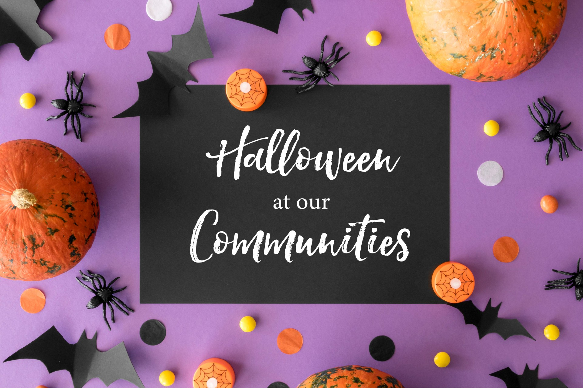 Halloween at Our Communities