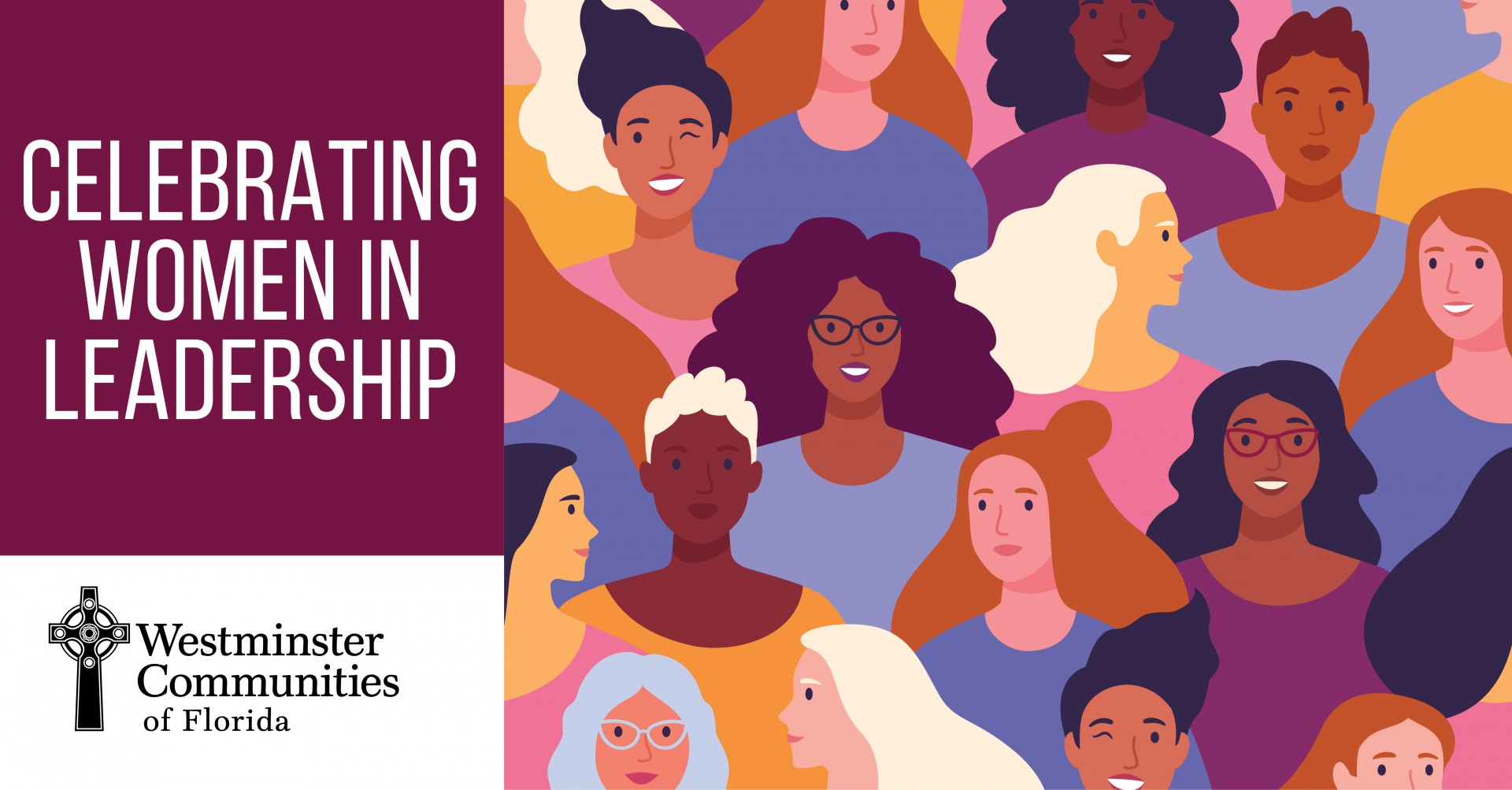 Celebrate Women in Leadership With Us