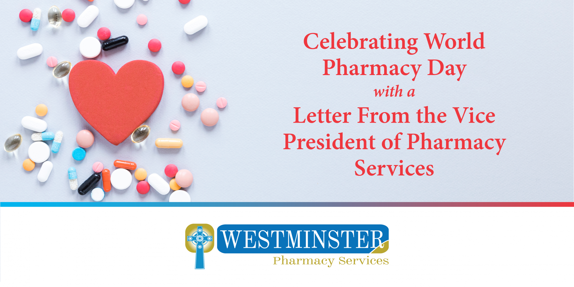Celebrating International Pharmacy Day With a  Letter From the Vice President of Pharmacy Services