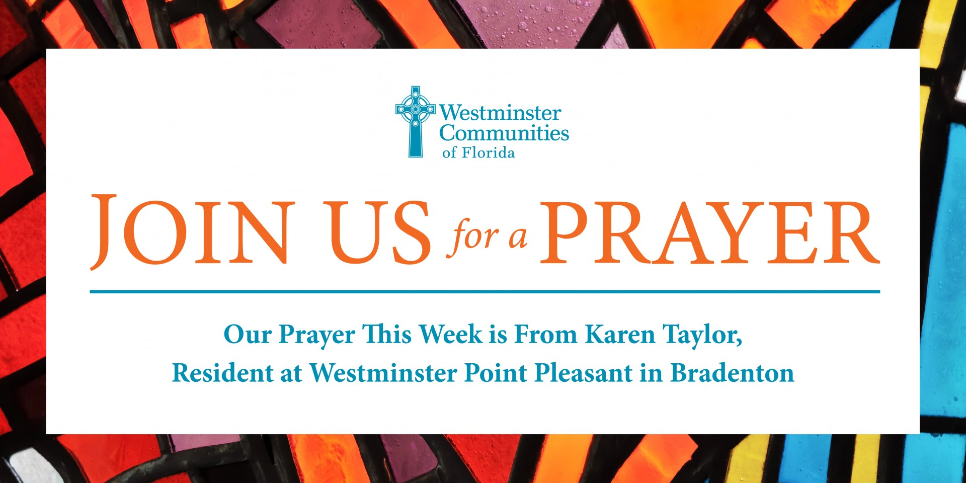 Join Us In A Shared Day of Prayer