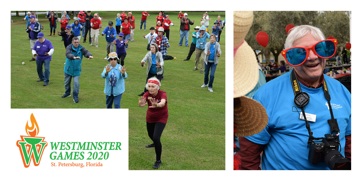 The Sixth Annual Westminster Games