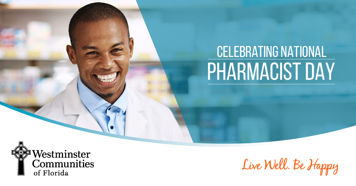 Celebrating National Pharmacist Day