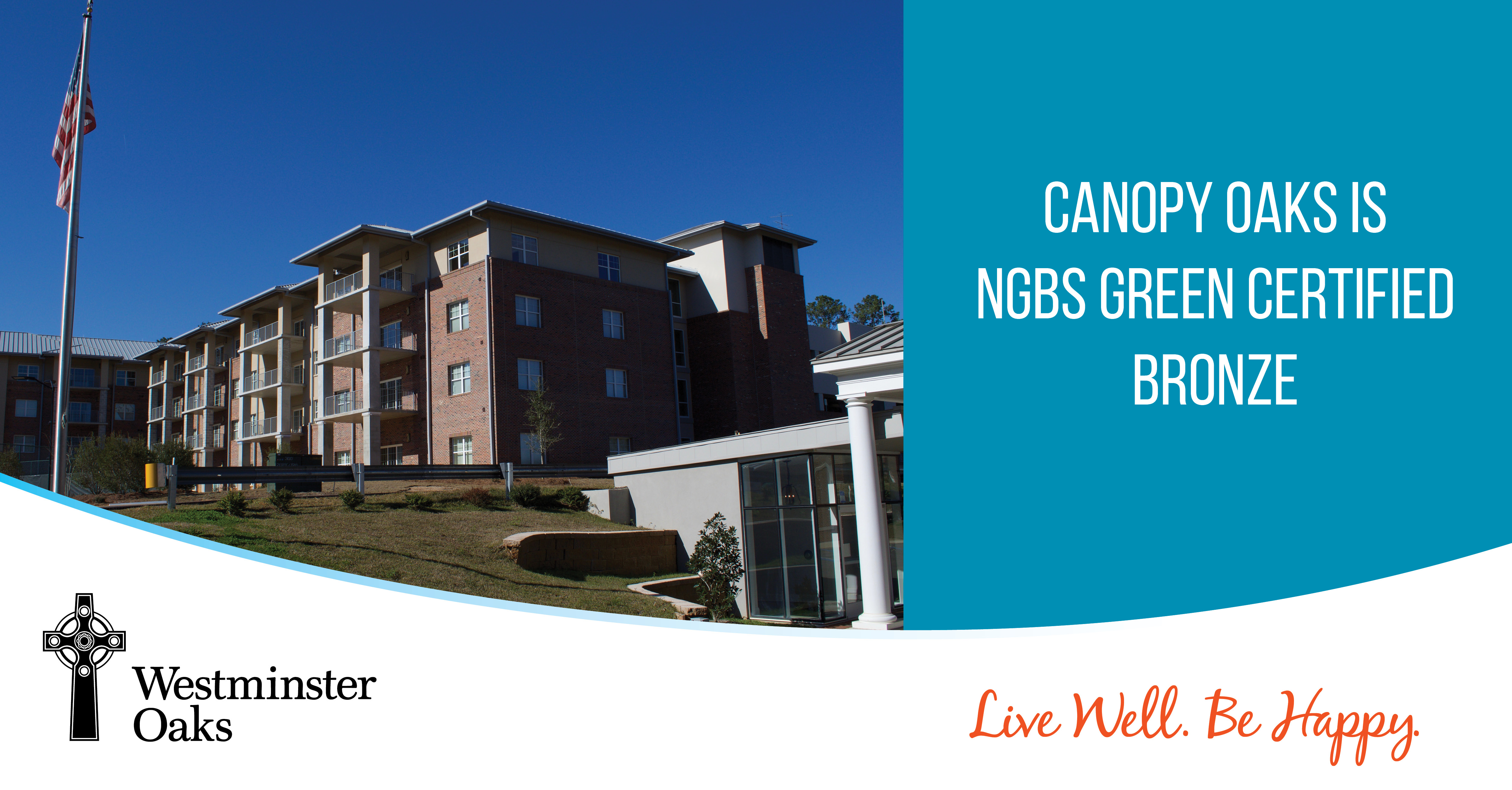 Canopy Oaks Is NGBS Green Certified Bronze