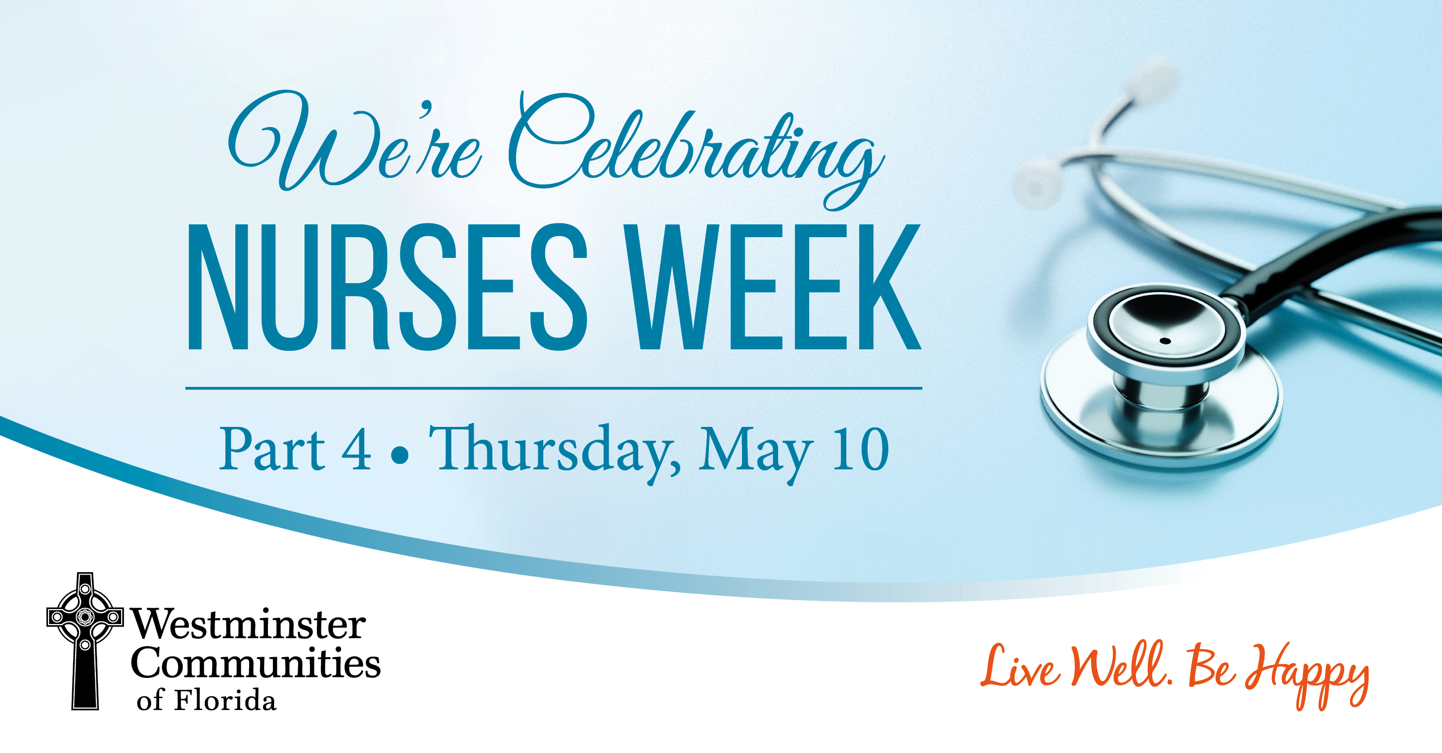b2e68def7a3 If you see a nurse, say thank you! That's the theme of National Nurses  Week, a time when the whole country expresses our gratitude to our  hard-working ...