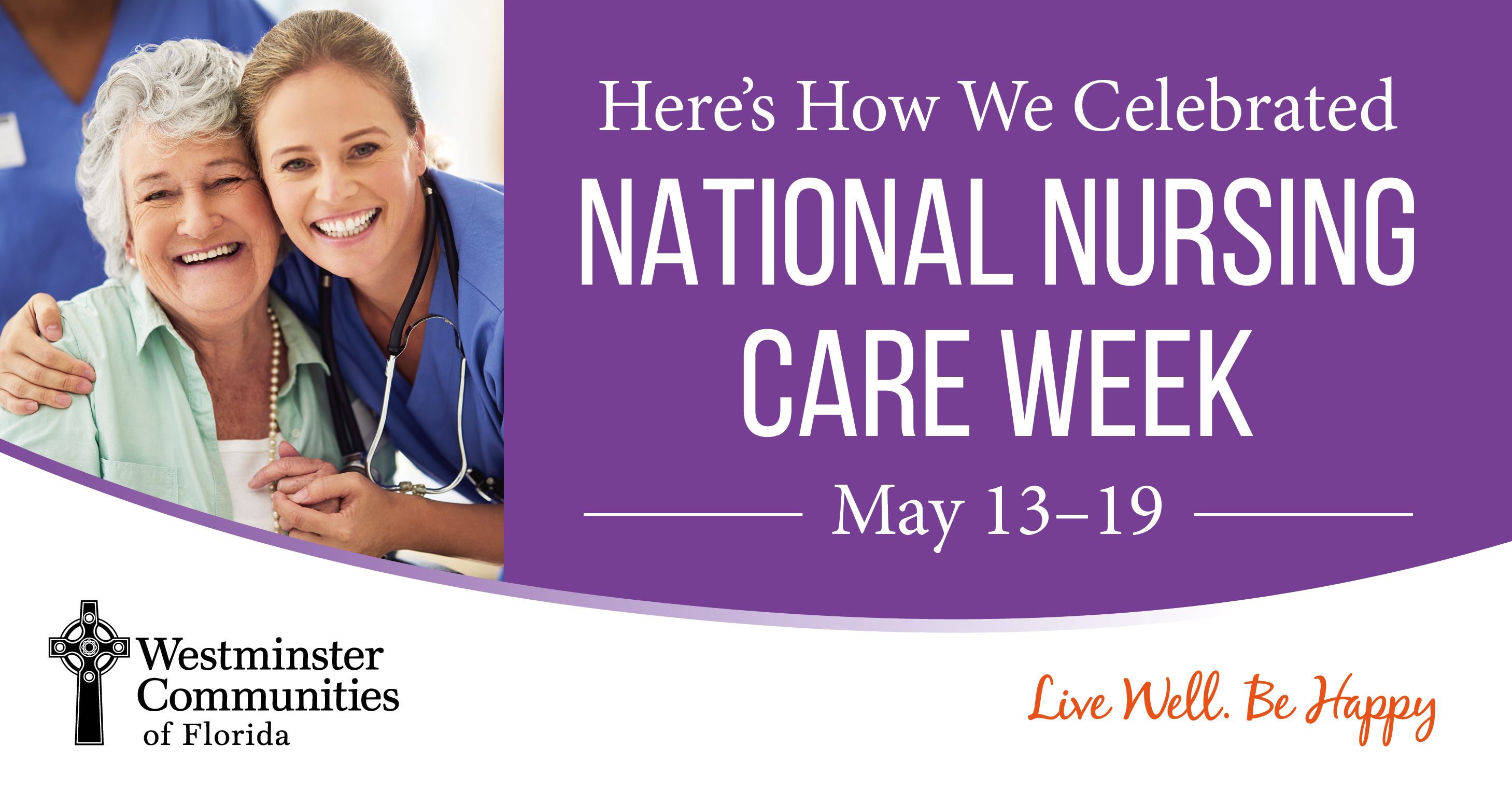 Last week was National Nursing Care Week, a time when senior living  communities around the country celebrate the employees and residents who  make our ...