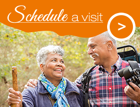 Schedule a Visit to Hillside Village Keene in Keene, NH