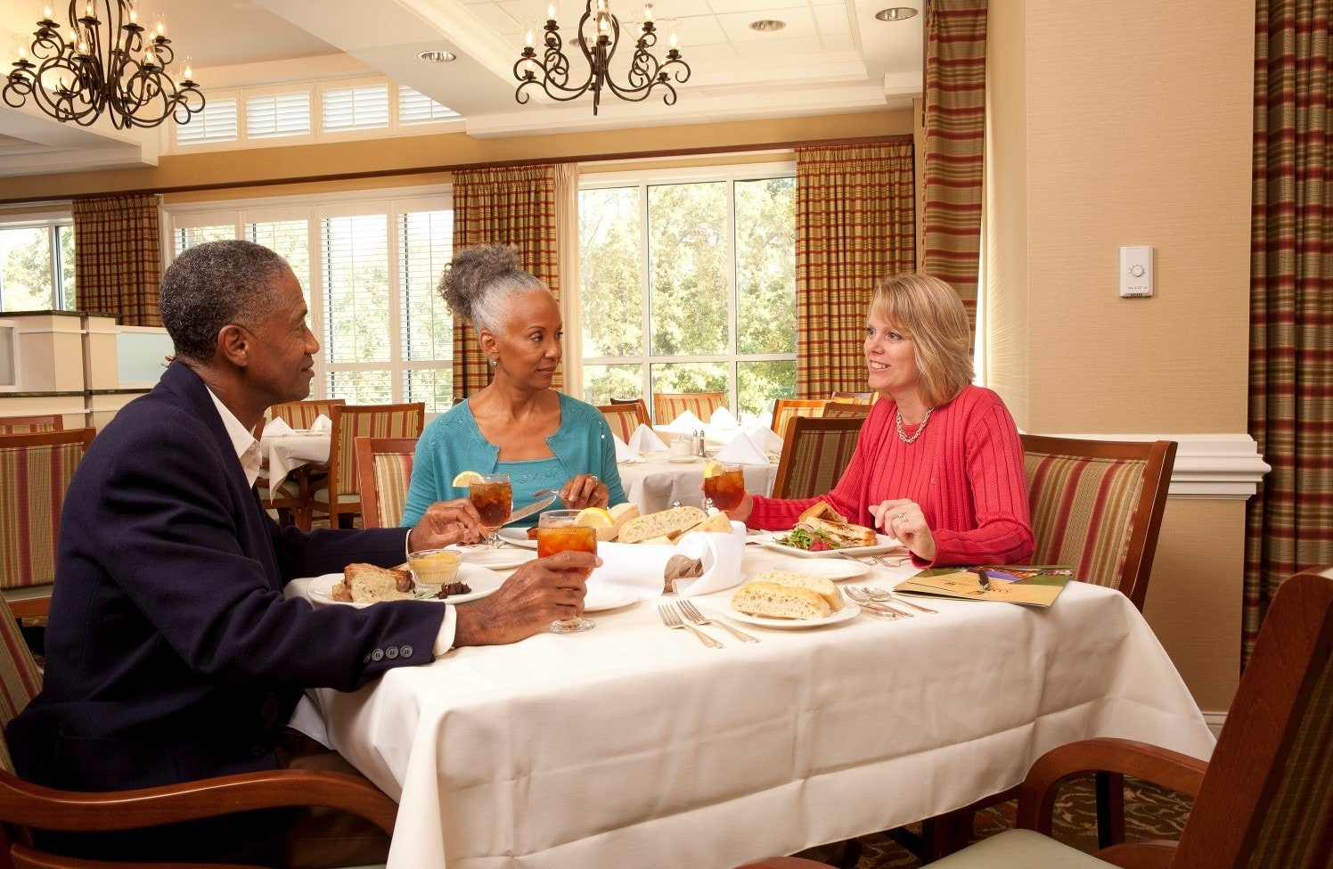 Senior Living Lifestyle In Davidson Nc The Pines At